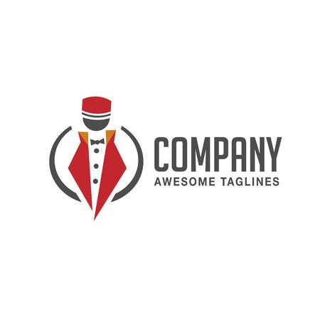 concierge, portier, concierge, portier, concierge logo notion