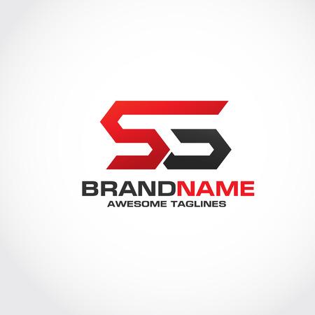 sg: Letter SG creative logo strong elegant classy concept