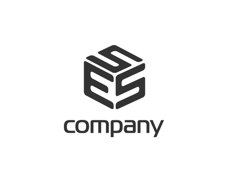 Letter S logo icon design template elements. Logo initial letter ess,ses,sse,.Business corporate letter ess