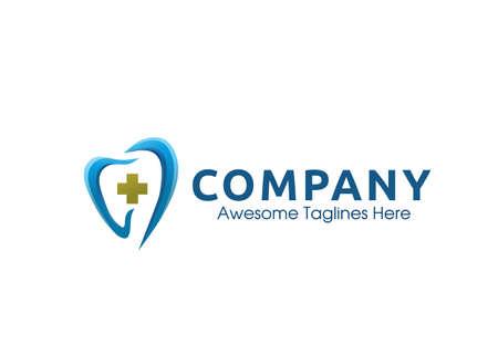 creative Dental Clinic Logo vector Design