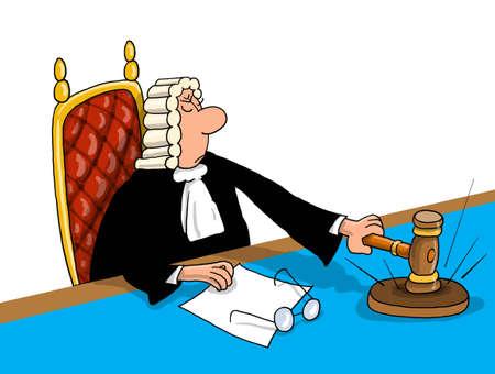 human rights: justice judge