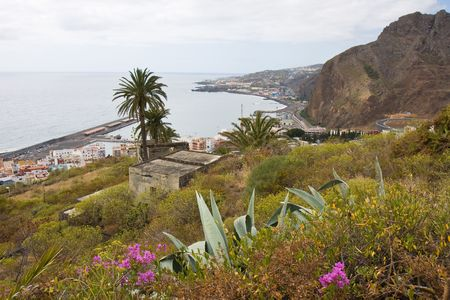 Coast of La Palma (Canary Islands)