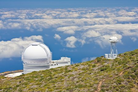 Telescopes of La Palma photo