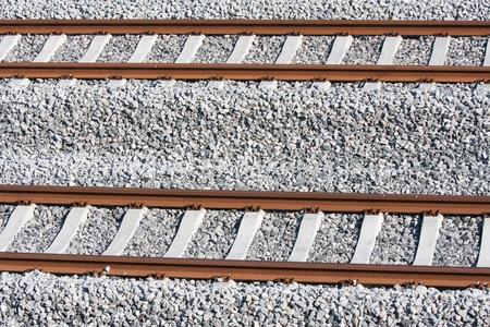 ferrocarril: Pistas de un nuevo ferrocarril en los pa�ses bajos