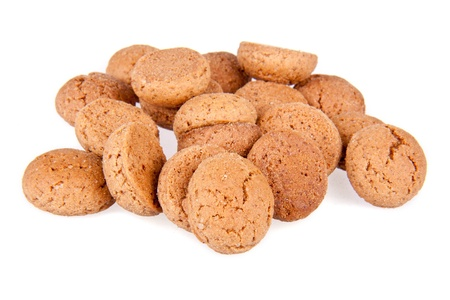 ginger nuts: Ginger nuts, Dutch sweets for the celebration of Sinterklaas at 5 december