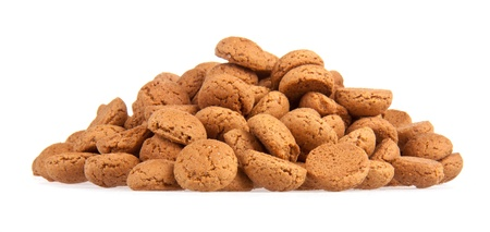 gingernuts: Ginger nuts, Dutch sweets for the celebration of Sinterklaas at 5 december