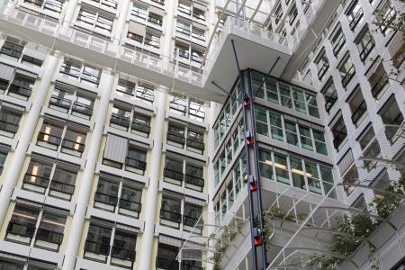 Facade of a modern office building Stock Photo - 15220706