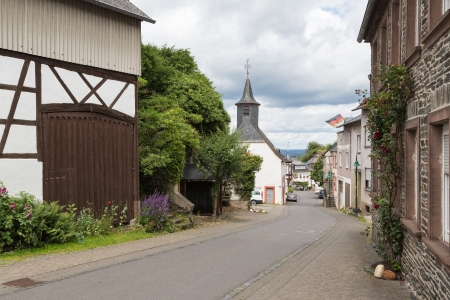Historic village in Germany Stock Photo - 17124487