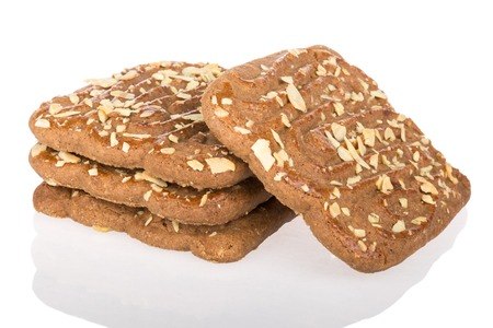 Speculaas,  typical Dutch sweets photo