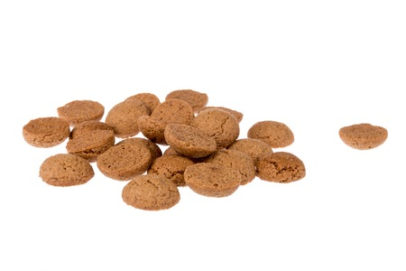 '5 december': Ginger nuts, Dutch sweets at 5 december Sinterklaas party