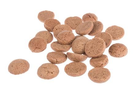 zwarte: Ginger nuts, typical Dutch candy for Sinterklaas event in december