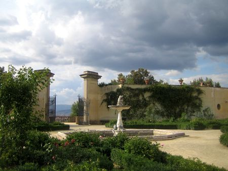 Boboli Garden. Florence photo