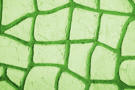 green abstract patterns for texture, background, text or image