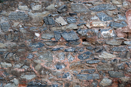 stone wall for texture, background, text or image