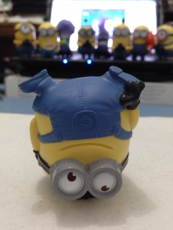 mcdonalds: Break Dancing with the Minions.