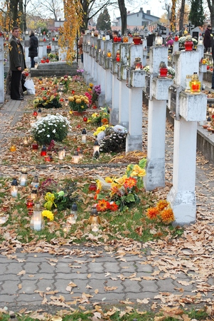 mention: Cemetery