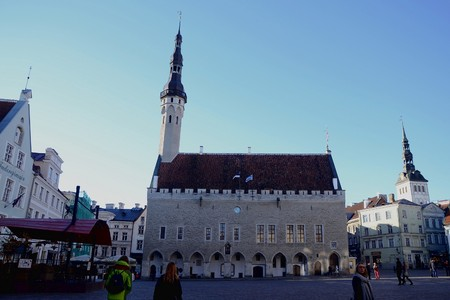 estonia: Tallinn, Estonia Capitol of