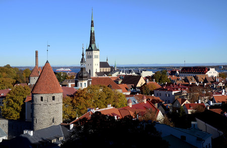 estonia: Tallinn, capitol of Estonia
