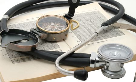 medical choice: Choice of medical specialisation Stock Photo