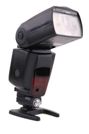 teknik: Flashlight Stockfoto