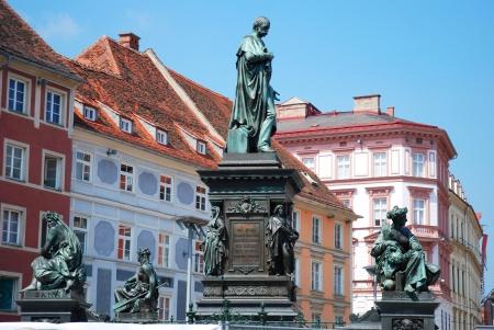Graz old town, Austria