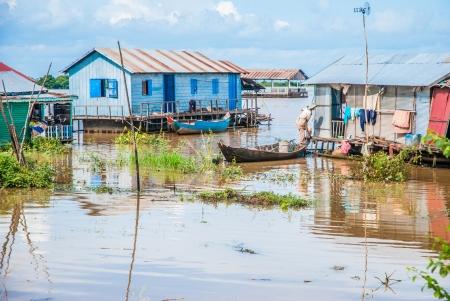 sap: Floating villages, Cambodia