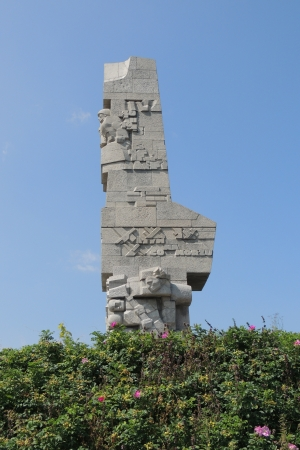 defenders: Monument to the Defenders of the Coast on Westerplatte