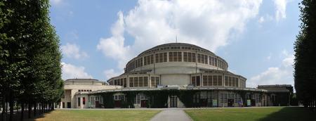 centennial: Centennial Hall, Persone Hall di Breslavia Editoriali