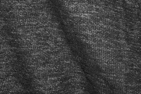 gray cotton material texture or background 版權商用圖片