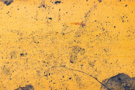 old yellow brick texture or background.
