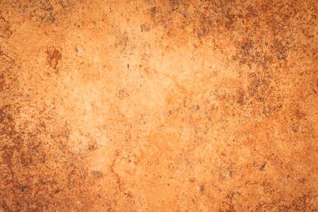 orange brick photo macro. background Reklamní fotografie