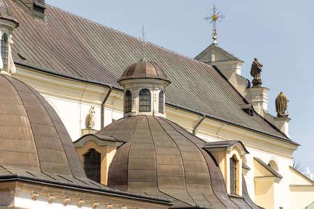 The Jasna Gora monastery in Czestochowa city, Poland Stock Photo