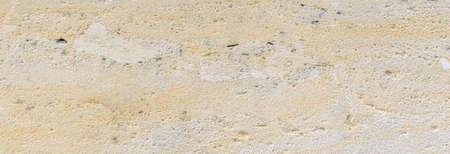 light limestone with interesting texture visible. background Standard-Bild