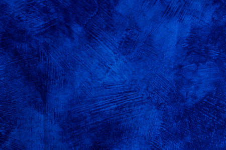 blue cotton fabric with visible details. background