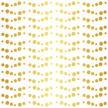 Geometric golden seamless pattern Иллюстрация