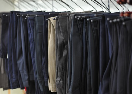 Trousers which the market sells