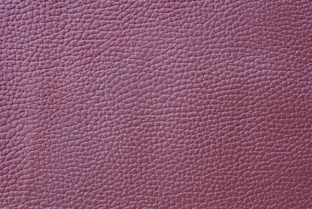 red leather (for furniture)