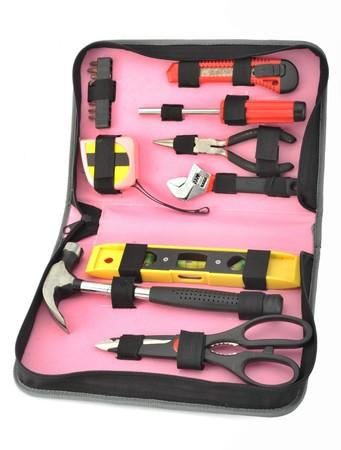 journeyman technician: Tool bag