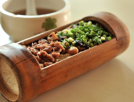 characteristics: Food with Chinese characteristics