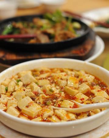bean curd: Chinese dish bean curd