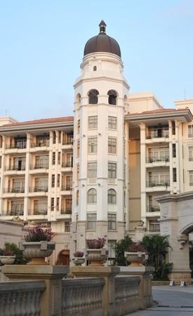 A unique hotel