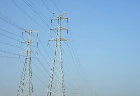 Electricity Pylon.
