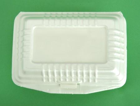 disposable foam in green