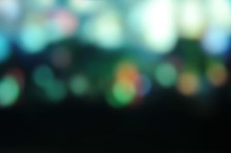 Lights blurred background Stock Photo