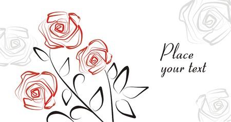 Antecedentes de rosas