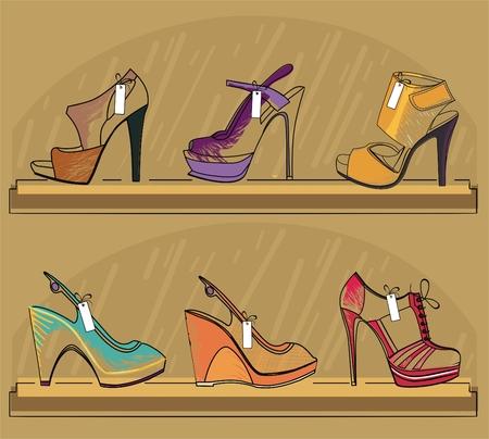 footwears: Footwear store
