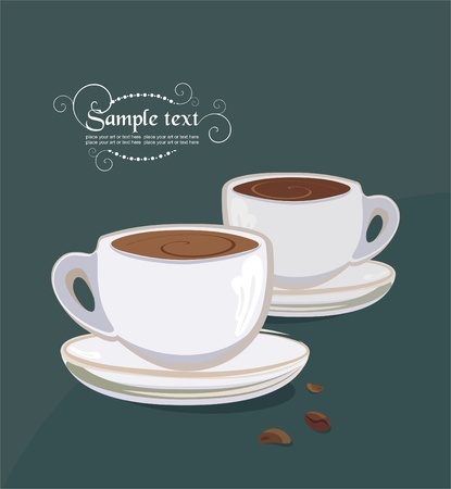 Coffee break Stock Vector - 11535131