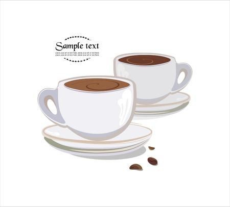 coffeetime: Coffee break Illustration