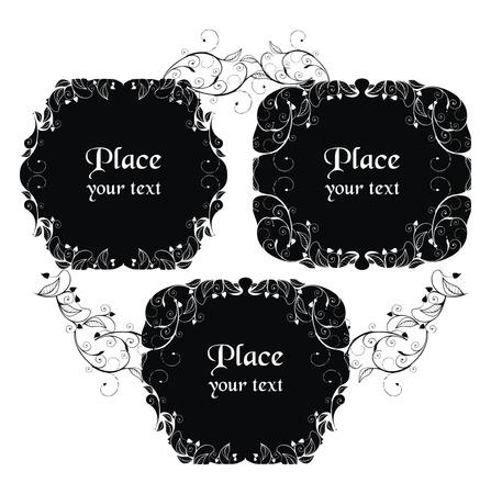 frames Stock Vector - 17396347