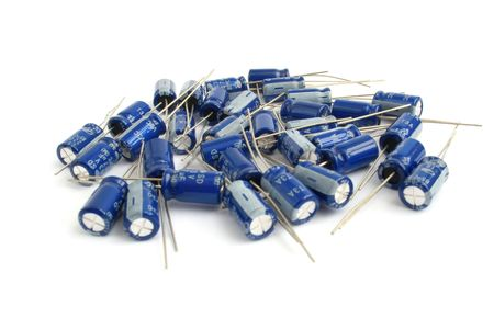 Capacitors: Collection of capacitors